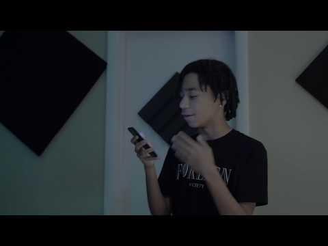YBN Nahmir FLASHBACK! Making I Got a Stick with Producer (Hoodzone)