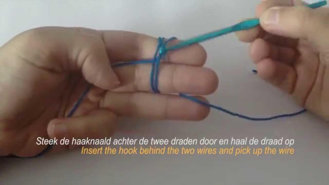 Les 9 Magic Loop Haken Crochet A Magic Loop Youtube