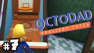 ARCADE GAMES - Octodad Dadliest Catch w/ Nova Ep.7