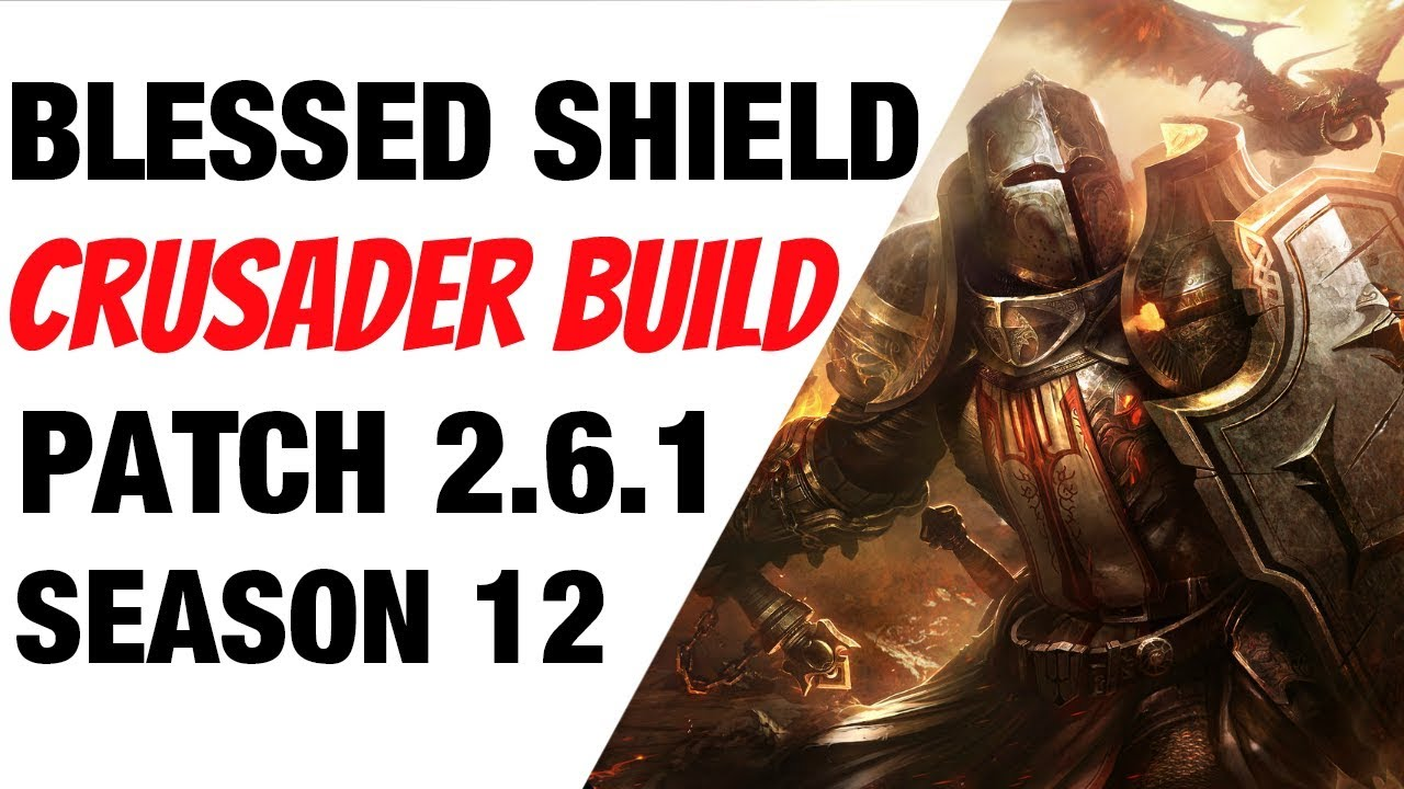 Patch    Crusader Build