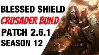 Patch 2 6 1 Lazy Shotgun Crusader GR Build Season 12 Diablo