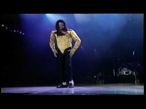 Michael Jackson - Human Nature Live In Bucharest 1992 (HD)