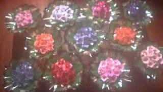 flores feitas com garrafas pet thumbnail