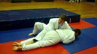 Judo Turnover  - French turnover