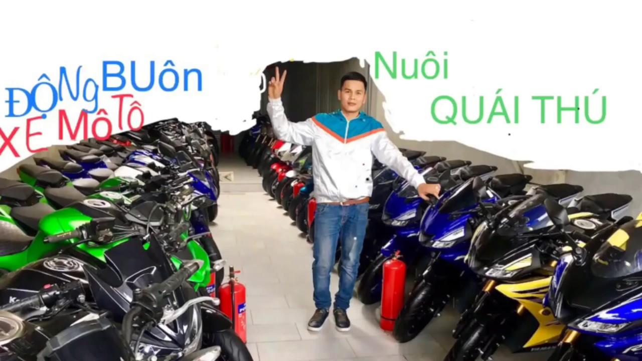 Tấn Đạt Motor – Bán Xe Mô tô PKL – PKN – đã qua sử dụng còn mới –  đông khách nhất Hà Nội 0934567836