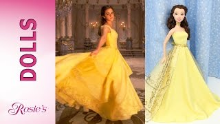 Beauty and The Beast: Belle's Yellow Dress: The Hunt For Yellow Chiffon