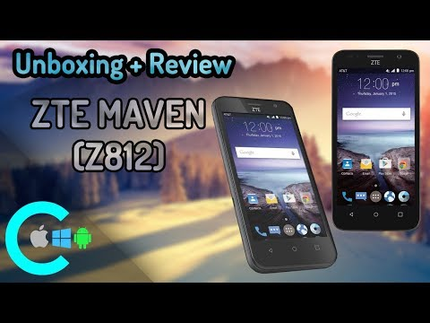 ZTE Maven Video clips - PhoneArena