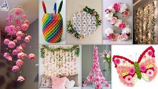 DIY Room Decor Projects! Paper Craft Ideas