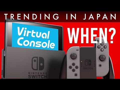 When is Nintendo Switch getting Virtual Console?