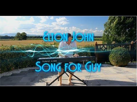 Elton John - Song for Guy - Piano Solo - HD
