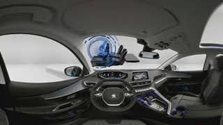 PEUGEOT 5008 SUV– 360 VR Video: Lademöglichkeiten für lange Objekte