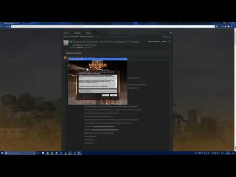 Command And Conquer Tiberian Sun and Firestorm Windows 8/8.1/10 Fix