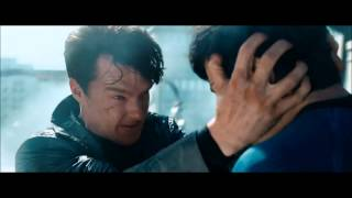 Star Trek Into Darkness - Spock vs Khan Brawl In San Francisco