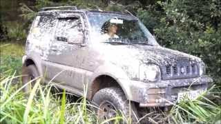 Покатушки на Suzuki Jimny