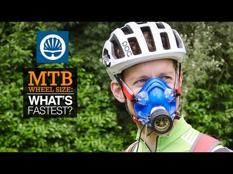 26in/27.5in/29in - What's The Fastest MTB Wheel Size? - Part 1