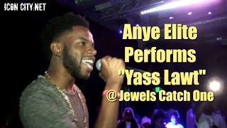 Anye Elite Performing Yass Lawt @ Jewels Catch One