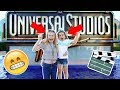 SURPRiSE TRiP TO UNiVERSAL STUDiOS HOLLYWOOD!! 😁🎬