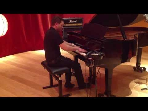 SONG N°31  STUDIO TOULOUSE  LIVE TEST 1 PIANO YAMAHA C3 By MICHAEL FRAYSSE PIANIST COMPOSER SACEM