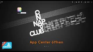 QNAP QNAPclub App Center installieren