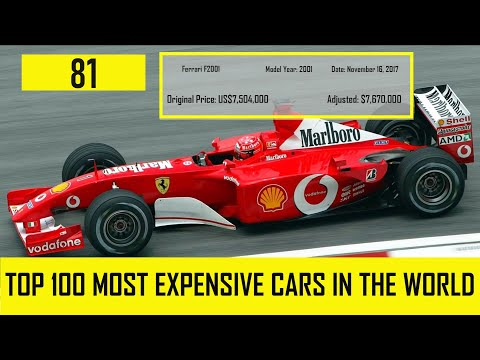 top-100-most-expensive-cars-sold-at-auction-2019