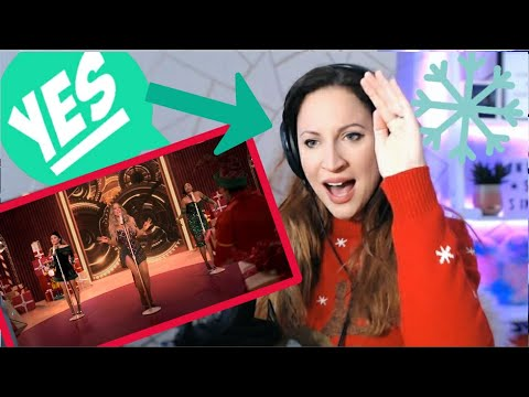 Vocal Coach Reacts -Mariah Carey – Ariana Grande, Jennifer Hudson- Oh Santa!
