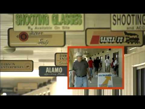 """Illinois Adventure #1707 """"World Shooting and Recreation Complex"""""""