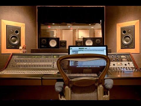 Spotlight Sound Studio Tour 2017