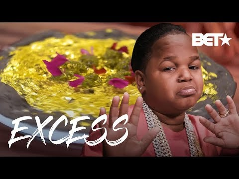 Pio's 24K Gold Pizza is The Most Expensive Pizza in the World! | Excess w/ Pio
