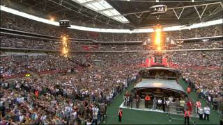 Rod Stewart- Sailing Concert for Princess Diana 2007 at wembley