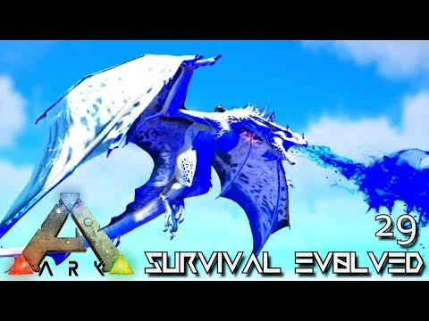 ARK: SURVIVAL EVOLVED - NEW CELESTIAL WYVERN & TREX TAMING !!! E29 (MOD ARK ETERNAL CRYSTAL ISLES)