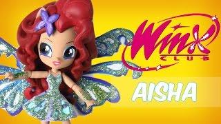 WINX CLUB AISHA Custom Doll   MLP  Start With Toys