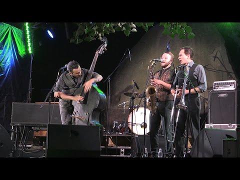 На Замковій горі кількасот житомирян слухаючи джаз почали святкувати День міста
