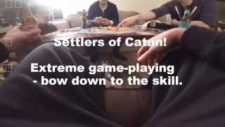 Most Extreme GoPro - Catan!!!