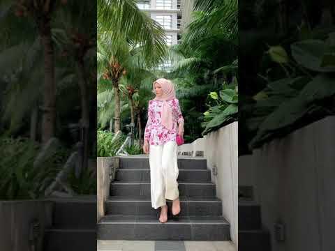 Mirelle Blouse 5 Helai RM100 Size S-XL
