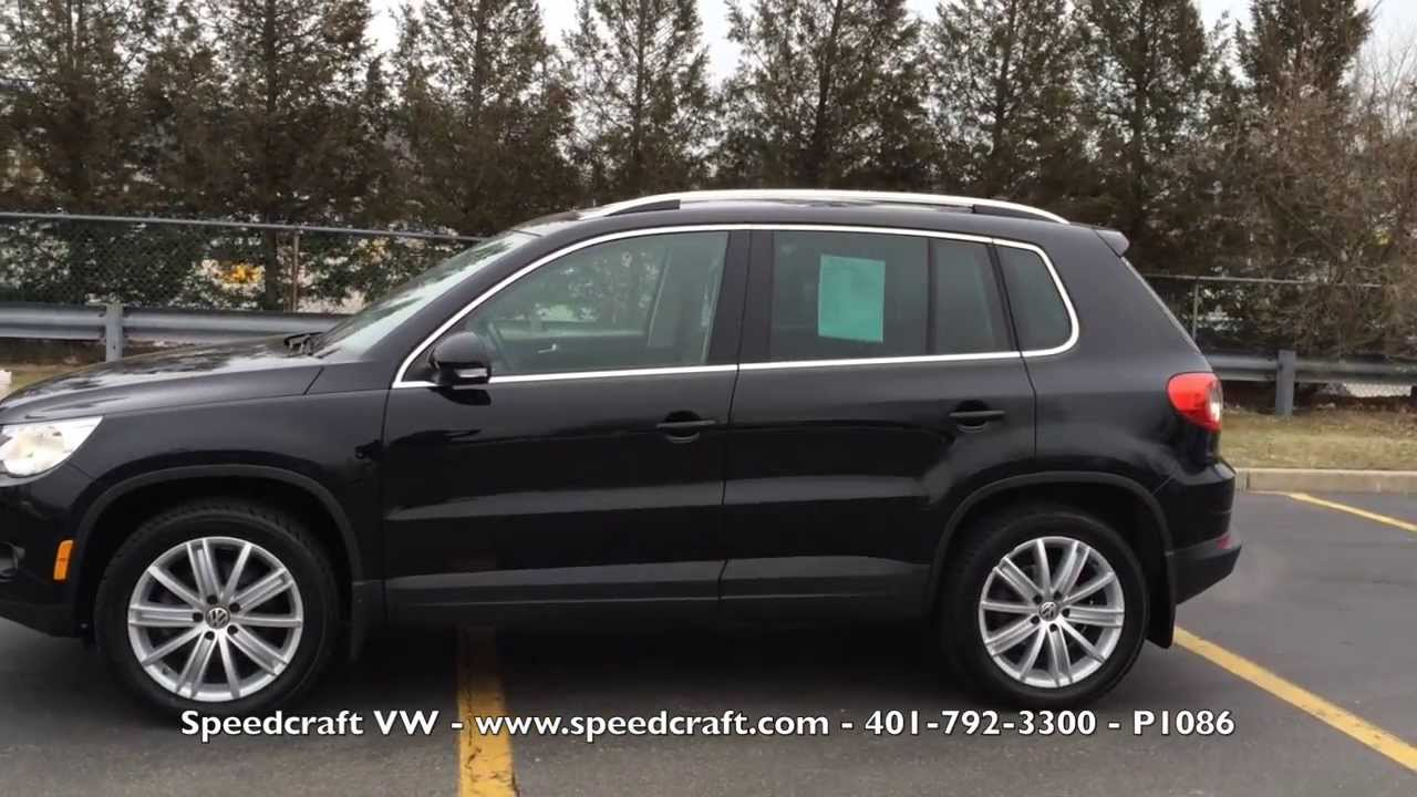 2011 vw tiguan se w sunroof nav speedcraft near providence rhode island youtube. Black Bedroom Furniture Sets. Home Design Ideas