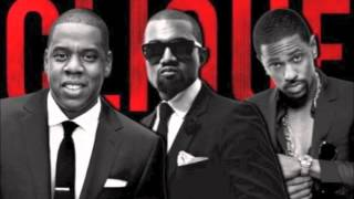 Repeat youtube video Official Kanye West Clique Instrumental