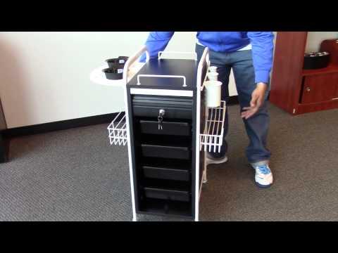 WALKER Salon Cart