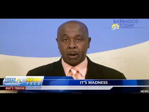 BARBADOS TODAY MORNING UPDATE - May 22, 2018