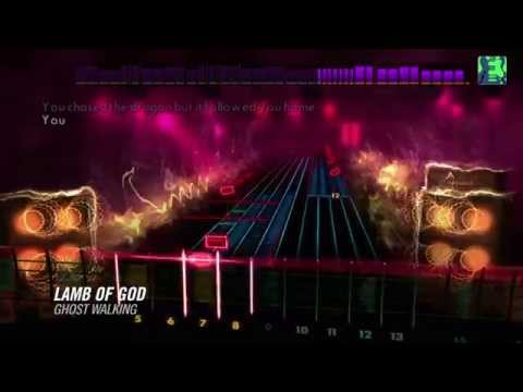 Rocksmith 2014 Edition - Lamb Of God songs pack Trailer [Europe]
