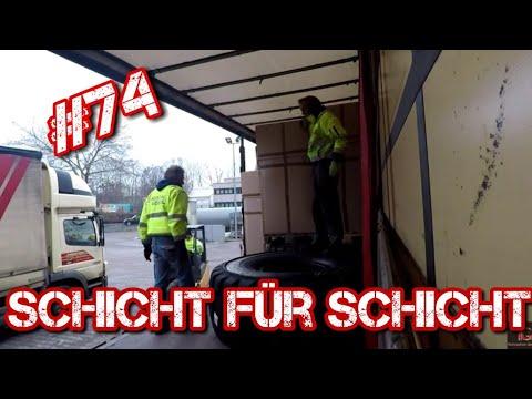 #74 Schicht für Schicht/ Lkw Doku/ Truck Doku Deutsch