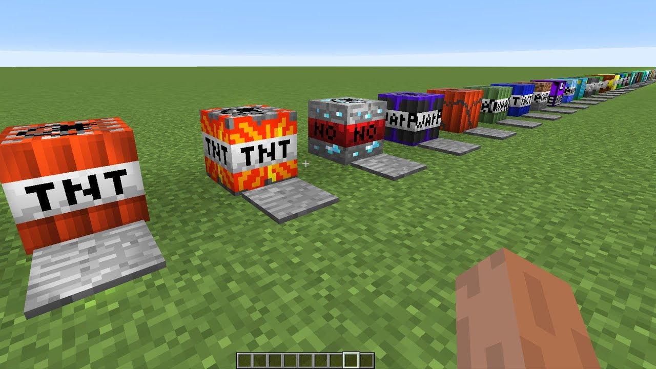 what if all tnt will explode?