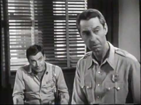 U.S. MARSHALL.  TV Episode: Trigger Happy.  1956 with Martin Milner from Adam 12.
