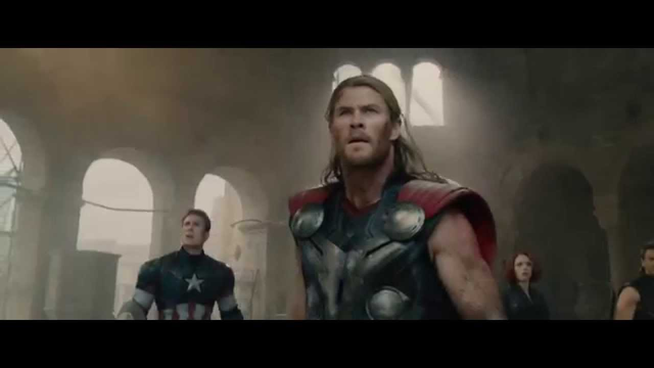 Marvel's Avengers: Age of Ultron – Trailer Ufficiale Italiano | HD