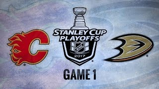 Silfverberg, Gibson help Ducks to Game 1 win