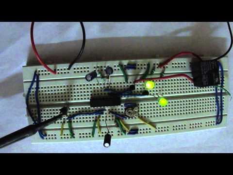 Automatic fan speed regulator circuit diagram