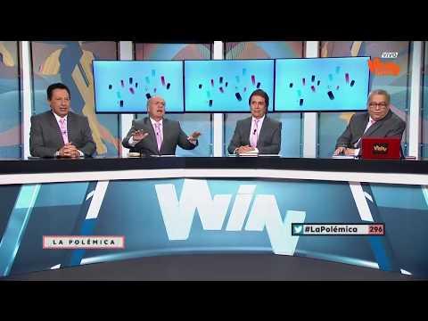 La Polémica | Capítulo noviembre 10 de 2017 | Win Sports