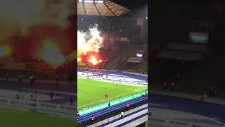 Dortmund zündet in Berlin