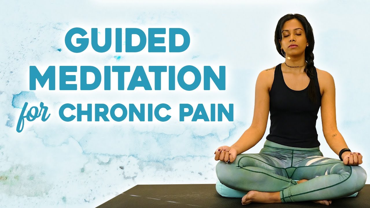 Guided Meditation for Chronic Pain & Fibromyalgia ♥ Pain Relief, Relaxation, Sleep Aid, Anxiety