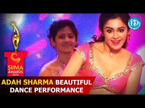 Adah Sharma Beautiful Dance Performance