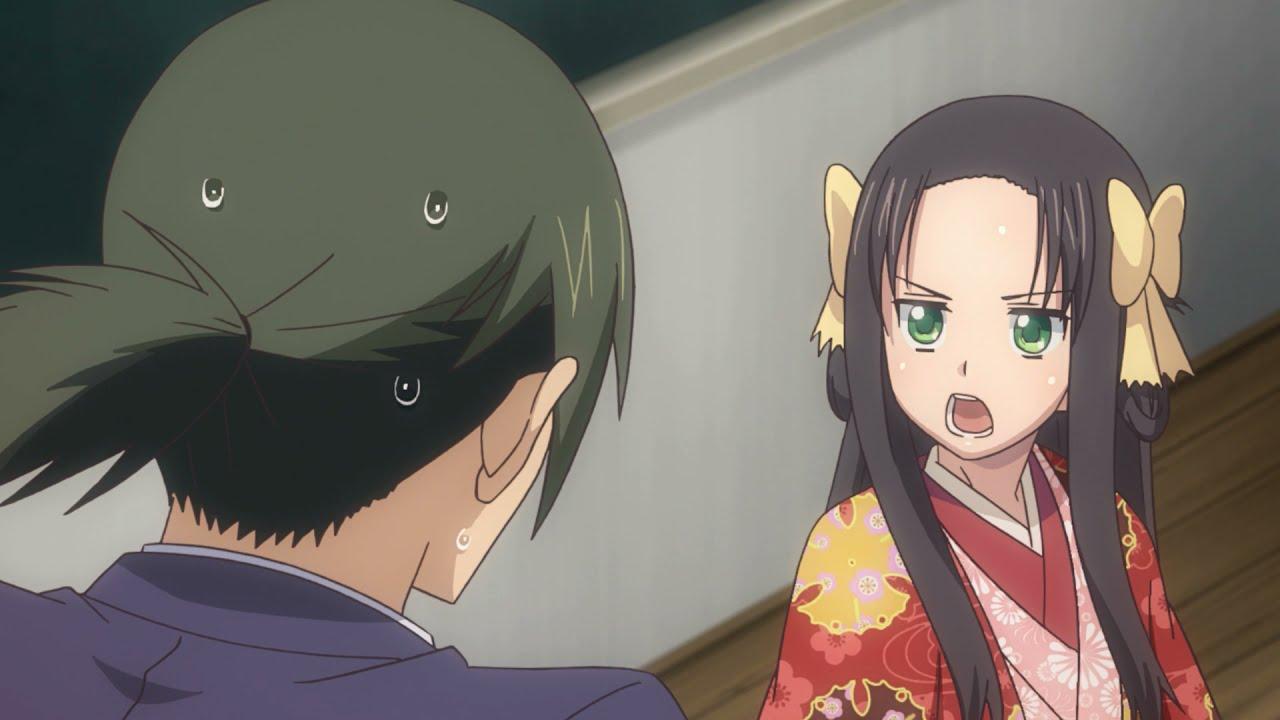 ¡Sólo son mis alumnas! - La Novia del Maestro Nobunaga